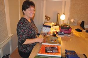 Valerie Casal Scrapbooking