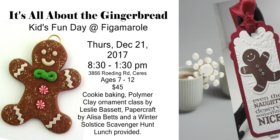 gingerbread kids day
