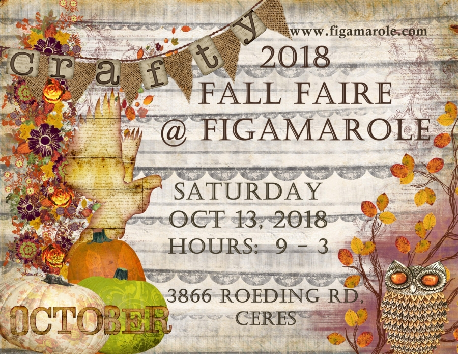 2018 fall craft faire